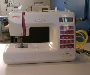 Simple Monthly Sewing Machine Maintenance