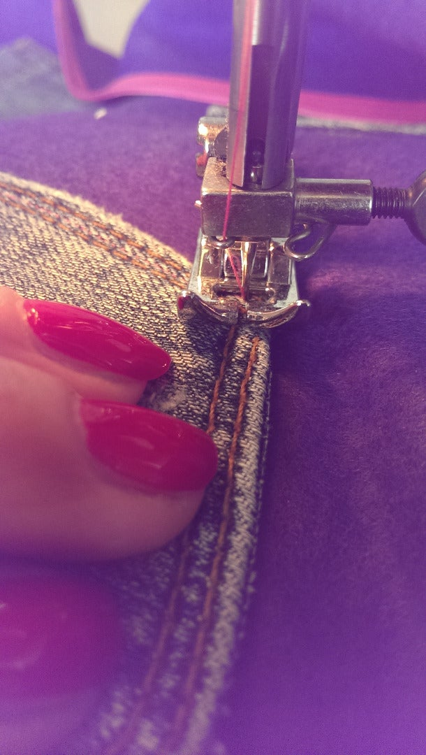 Sewing the Pockets