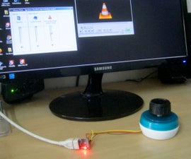 USB Volume Knob Using DigiSpark and Rotary Encoder