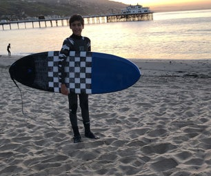How to Build a Surfboard From Scratch