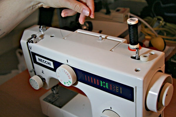 Noisebridge Sewing Machine