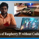 Raspberry Pi GPIO Control Without Coding