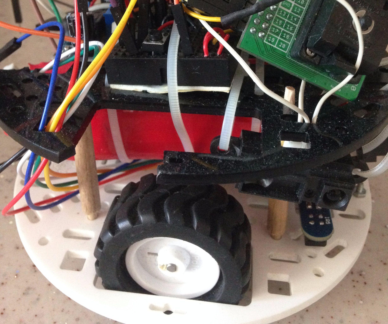 How to Make a Maze Runner Robot