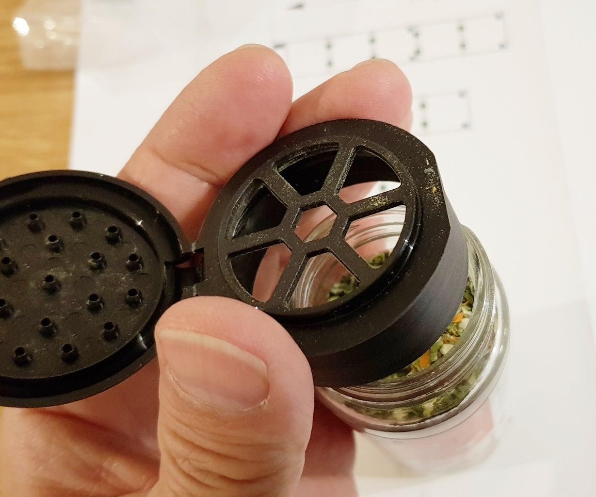 A Trick for Pilot Holes