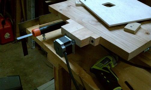 Basic 2BEIGH3 CNC X Y Table BOM
