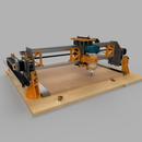 G300 - 3D Printed CNC Machine