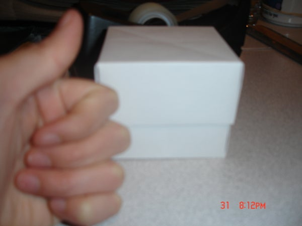 How to Make an Origami Box! =D