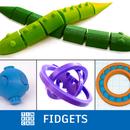 Tinkercad: Fidgets