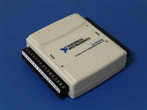 Ukelele Tuner Using LabView and NI USB-6008