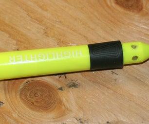 Pressure Sensitive Tip IR Pen