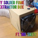 DIY Solder Fume Extractor Box