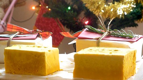 How to Make Handmade Honey Soap Perfect Christmas Gift Idea