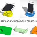 Passive Smartphone Amplifier Assignment