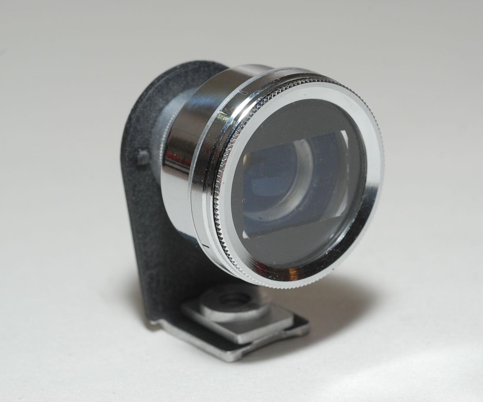 28mm Optical Finder for Ricoh GR Digital