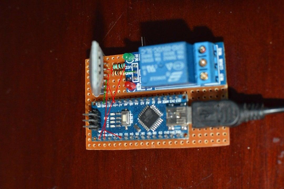 Voltage Divider for Step Down of 5V to 3.3V