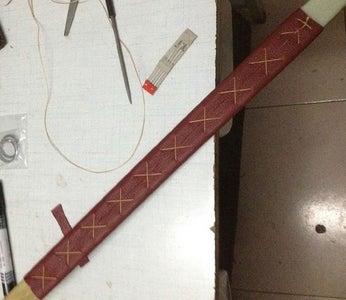 Step 7--Wrap