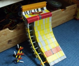 Knex Tech Deck Ramp and Store