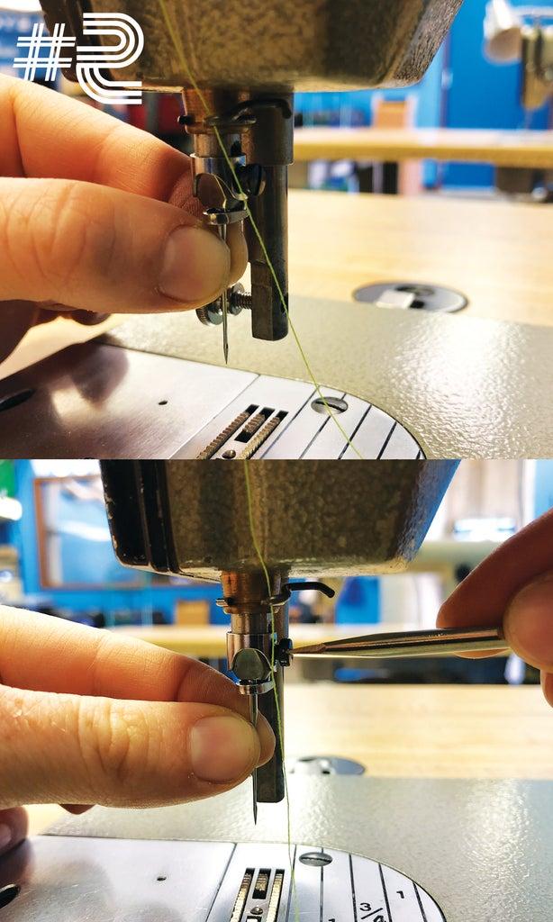 Installing & Threading the Needle