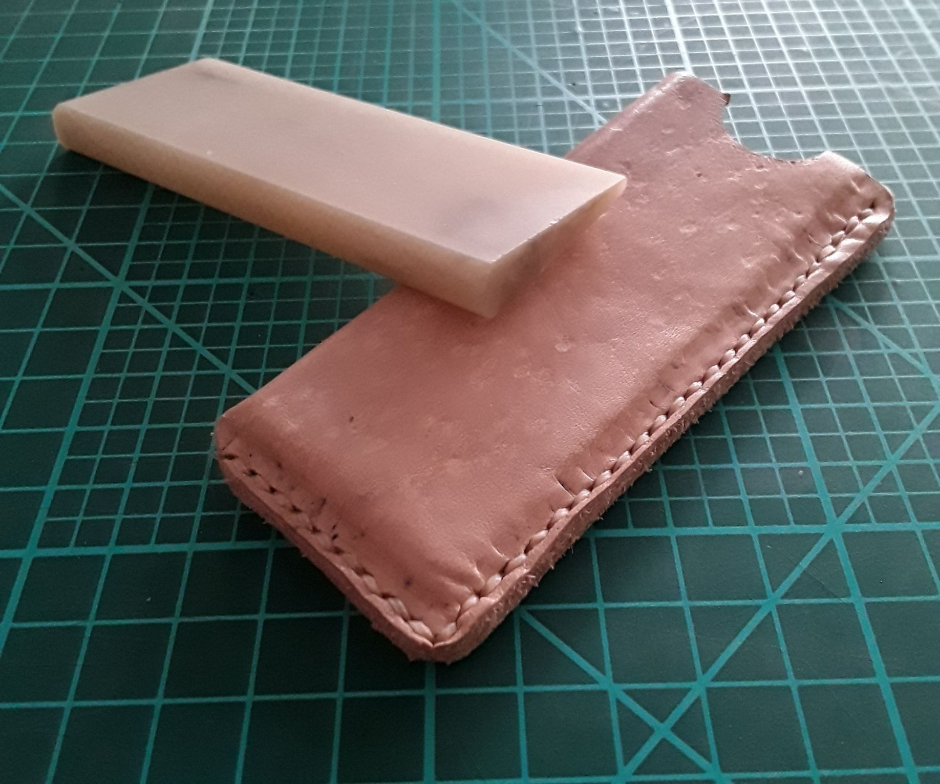 Leather Sheaths for Small Articles