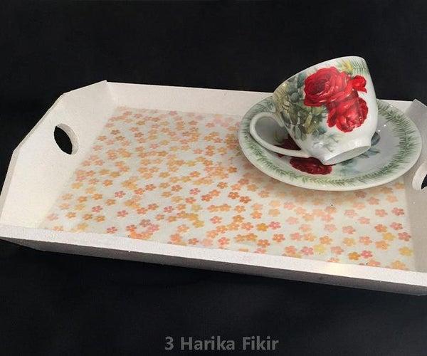 Diy Tray Decoration Ideas