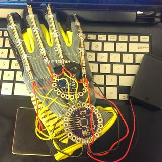 How to Make a Remote Controlled Robotic Hand With Arduino