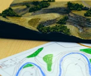 Topographic Relief Models