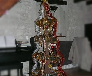 Substitute Christmas Tree