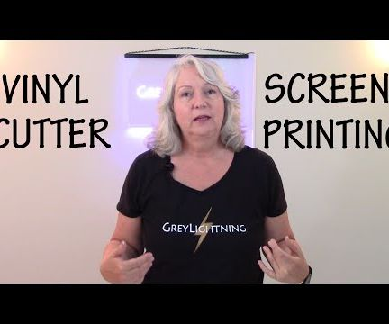 How to Screenprint a Logo Teeshirt