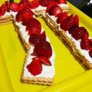 Pi Tiramisù - Strawberry and Tea Recipe