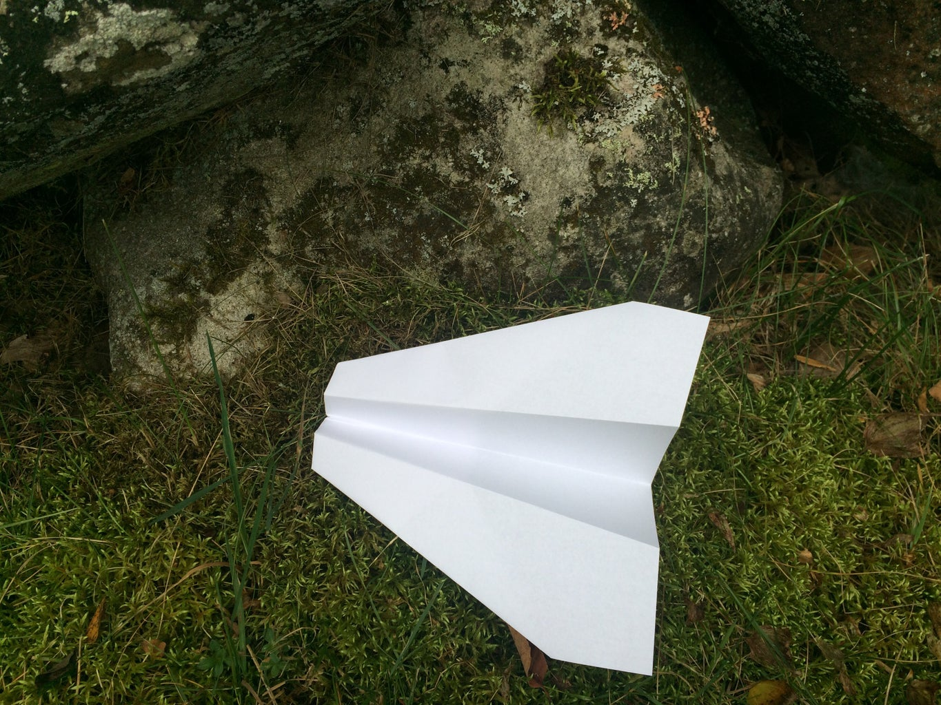 The Perfect Paper Plane!