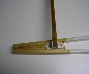 PVC Tiller Extension Swivel