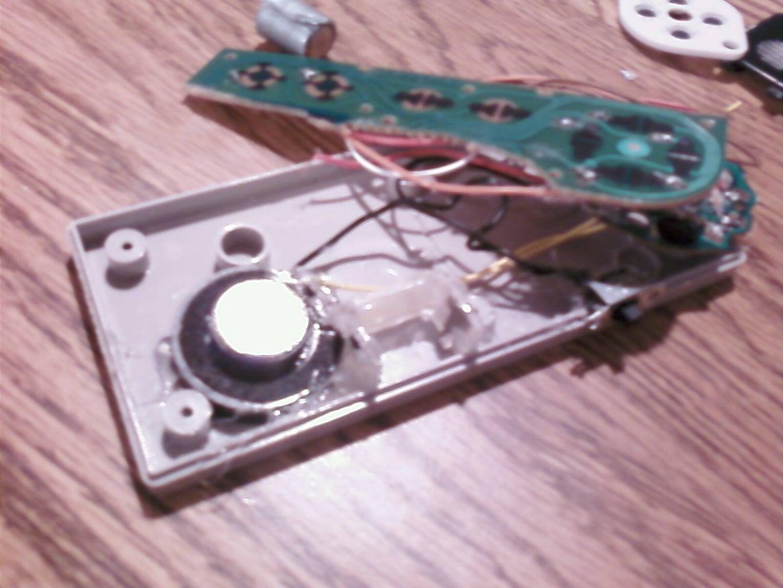 Installing the Battery Holder