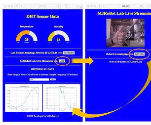 Video Streaming Web Server
