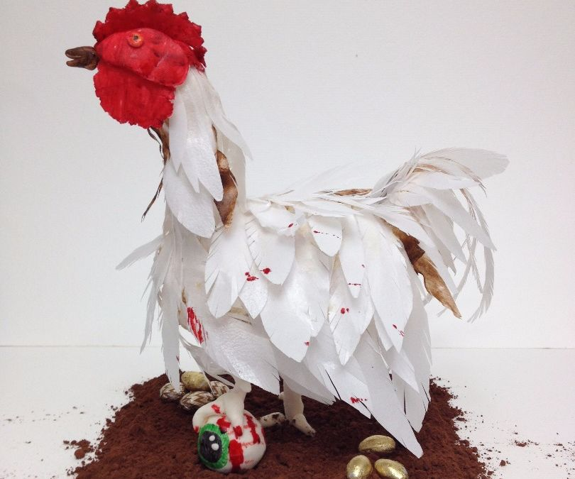Rooster the Giant Slayer
