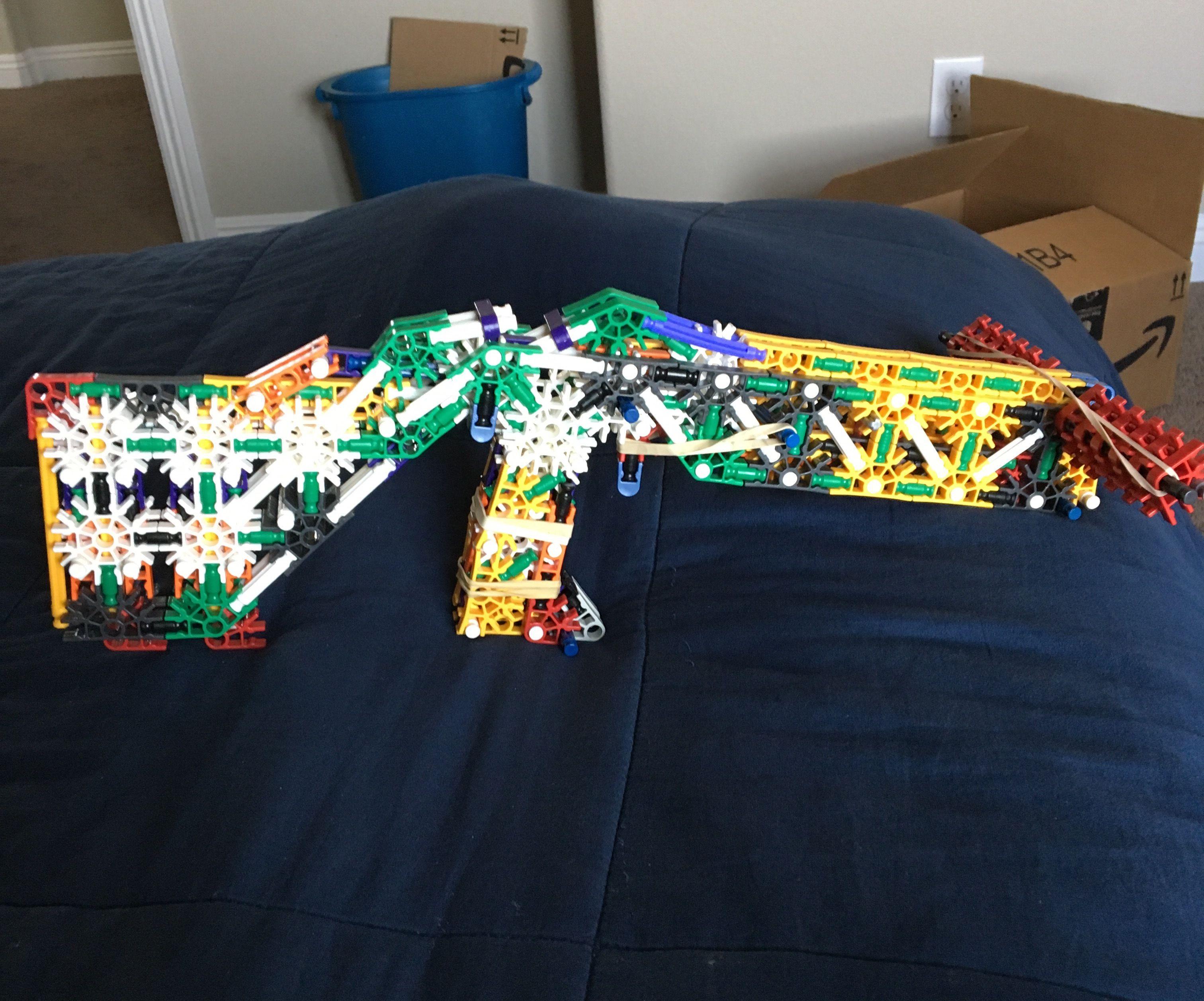 Knex Pistol Crossbow