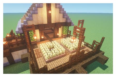 Making the Farm Area