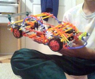 K'nex Rally Car/Dune Buggy/Stock Car