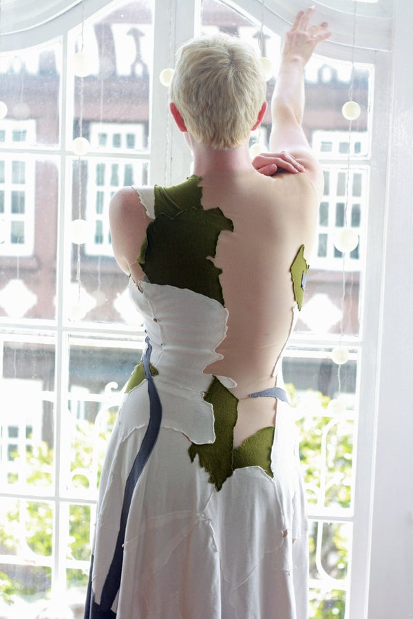Collage Dress