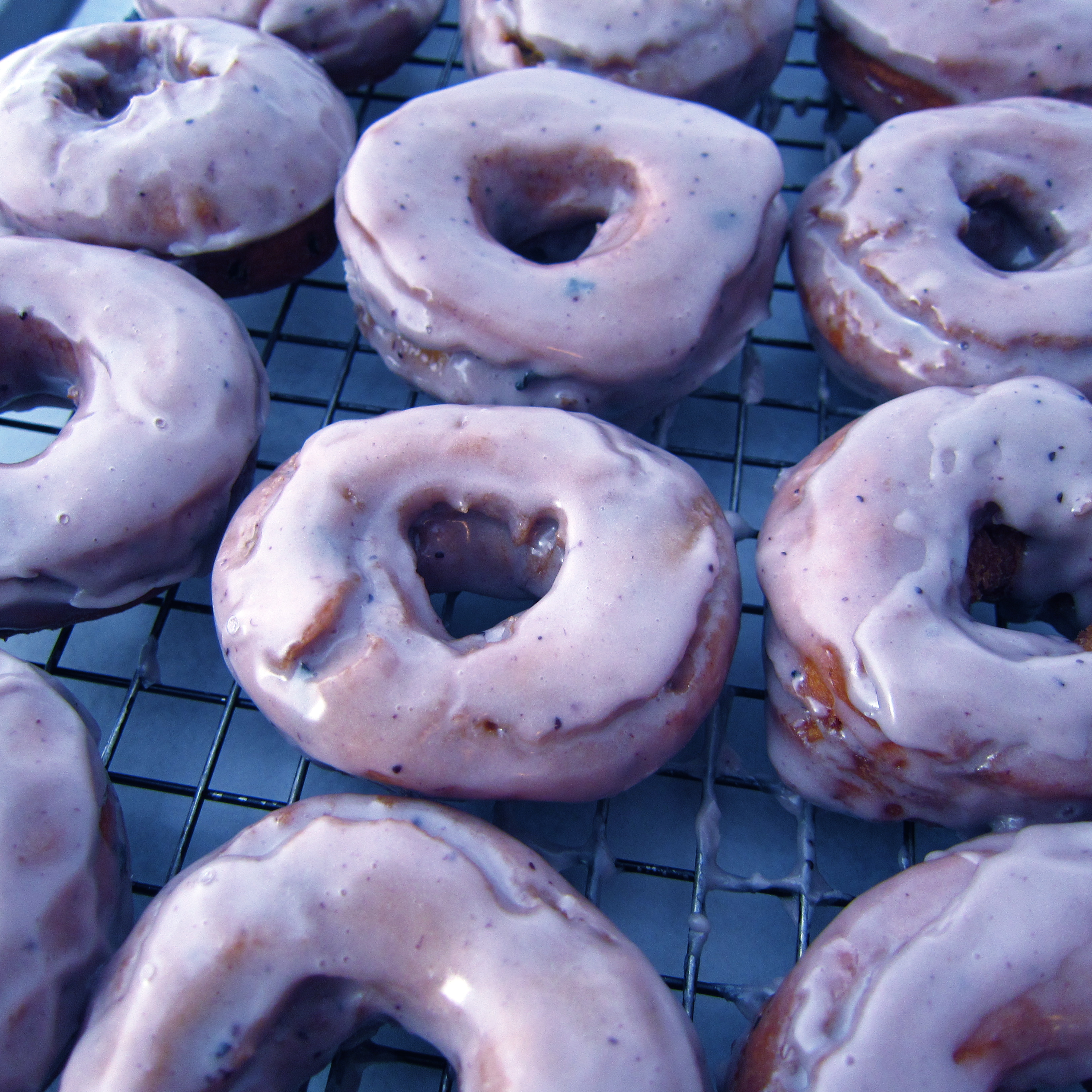 How to Fry the Perfect Donut
