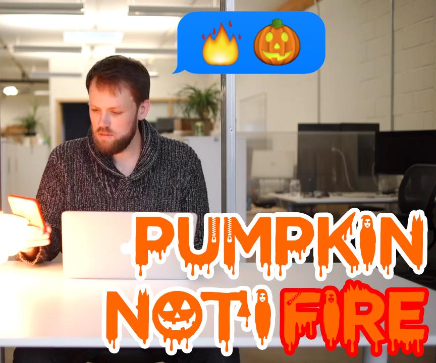 Pumpkin NotiFire