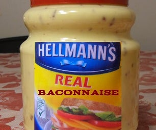 Baconnaise... Bacon Mayonnaise From Scratch