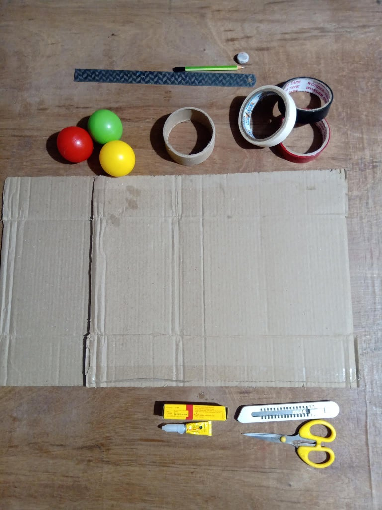 Supplies : Colour Palette