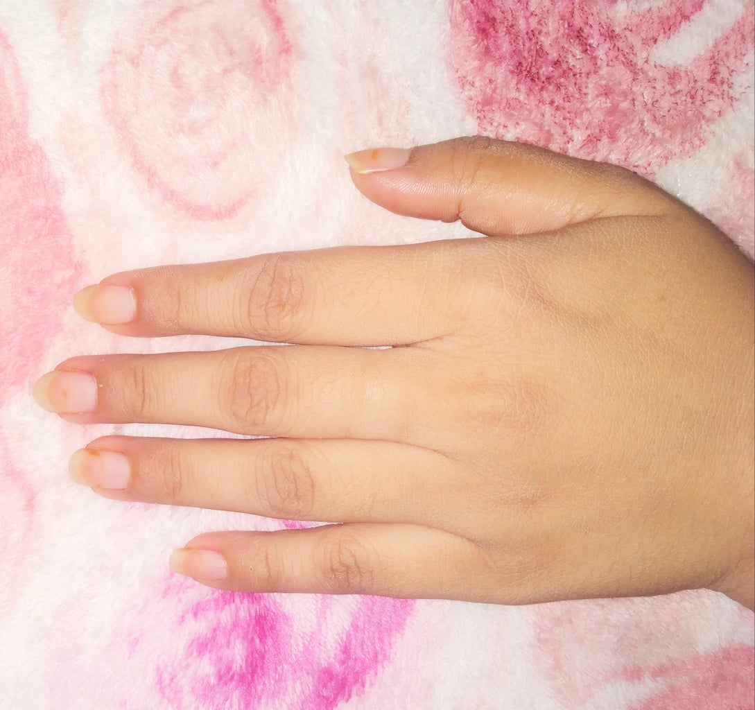 Paint Your Nails With Base Coat
