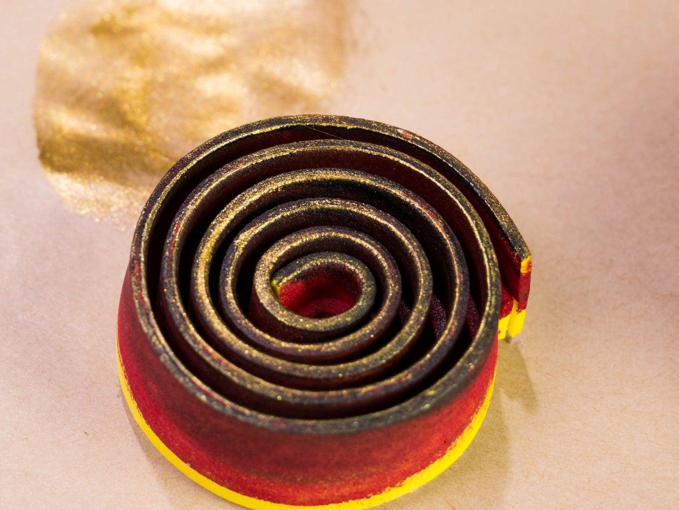 Make the Burner Coil