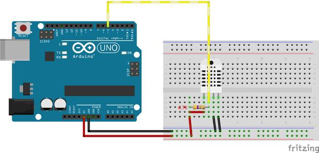 Arduino: OneWire