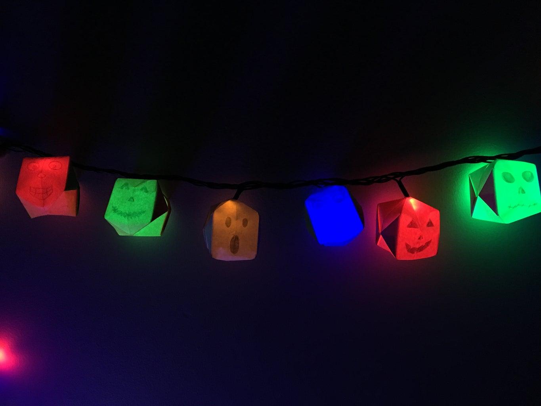 Decorative Halloween Lights