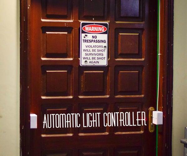 Automatic Light Controller