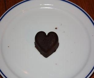 Ice Cube Tray.... Chocolates!?