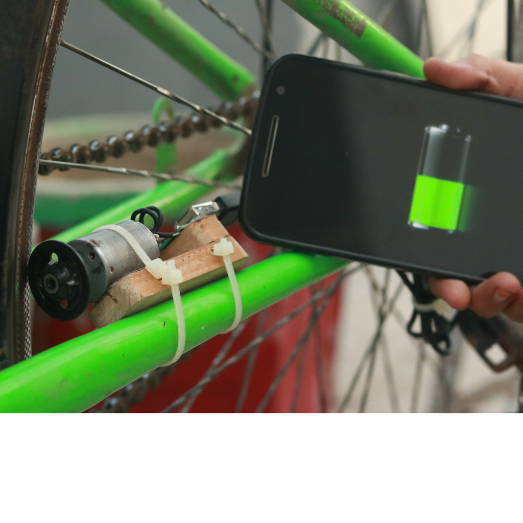 Bicycle Mobile Charger