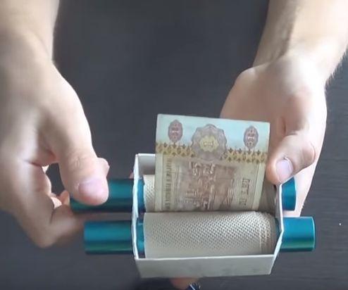 How to make a money printing machine ? Tutorial !